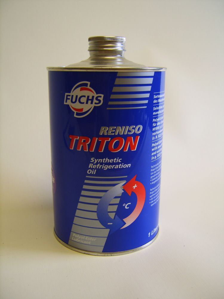 1 Litre bottle of vacuum pump oil
