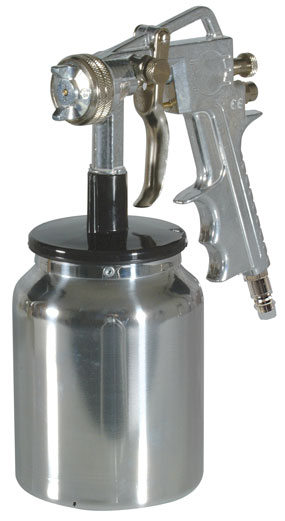 Aluminium Paint Spray Gun