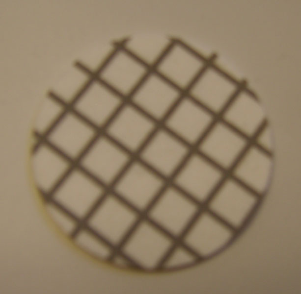 Round Fine Filter (pack of 5)