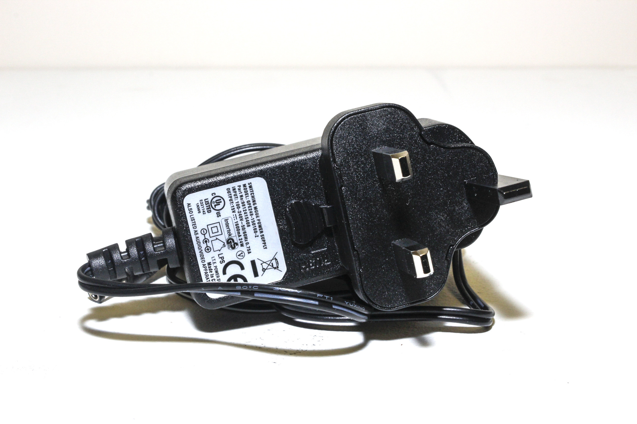 Charger (12 Volt) for GTR/400 & GTR/410