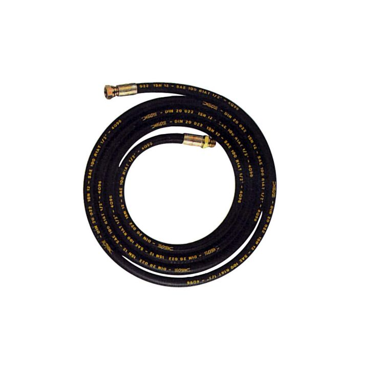 "1/4"" Grease delivery hose 3000mm length"