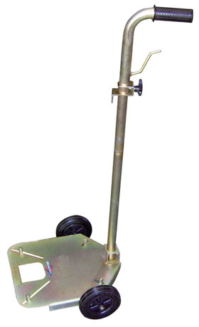 2 Wheel trolley for drums up to 60kg