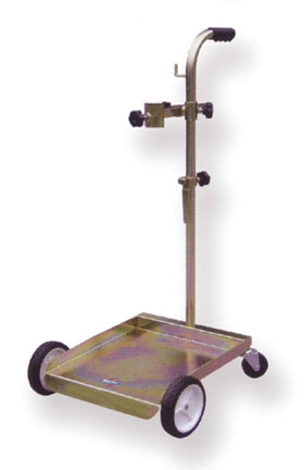 4 Wheel Trolley for 60kg drums