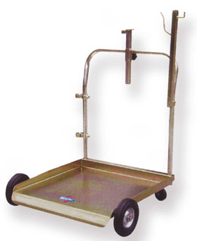 4 Wheel Trolley for 180 - 220kg drums
