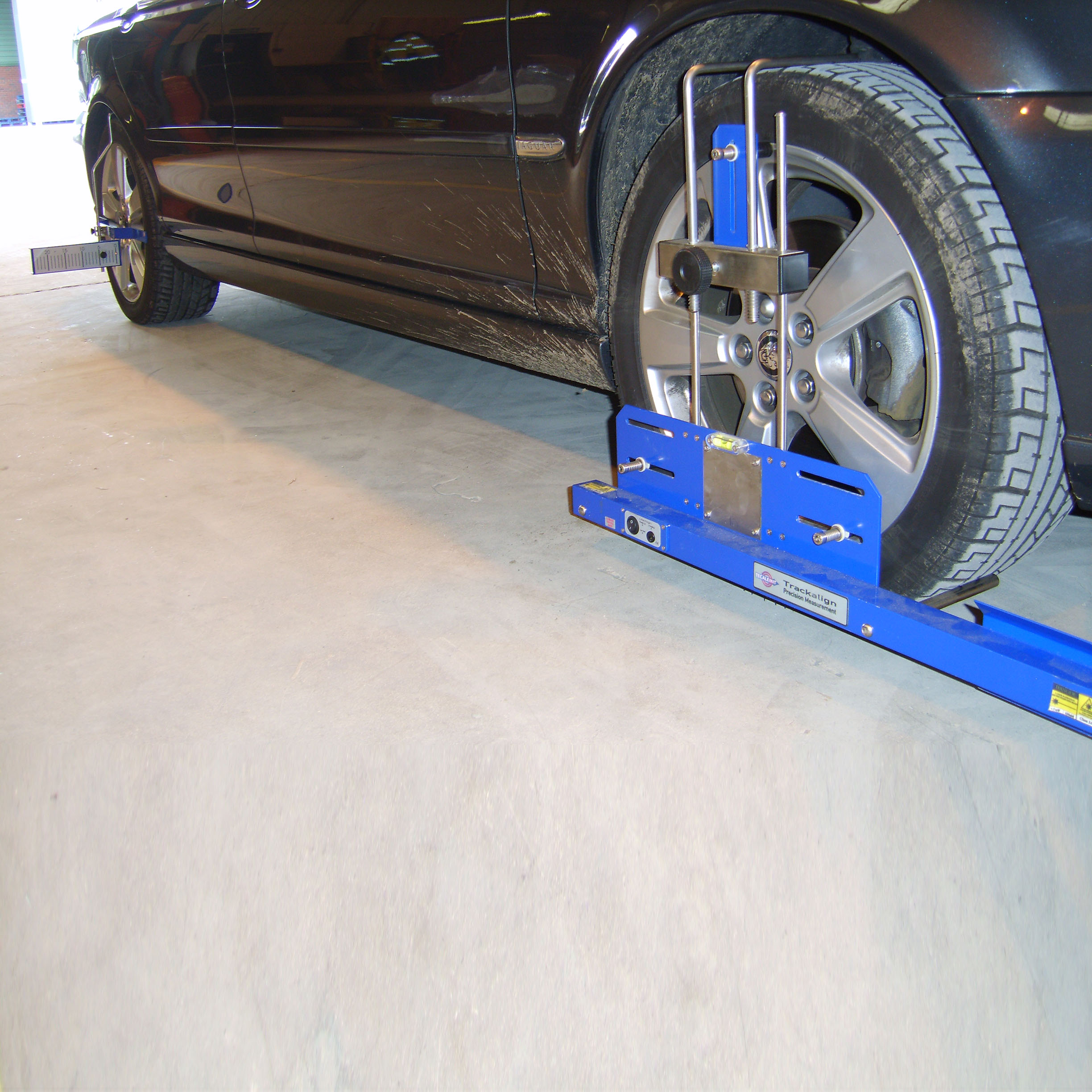 GTR/400/W - 4 Wheel Laser Alignment System